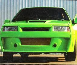 Бампер передний ВАЗ: 2108, 2109, 21099 Miller