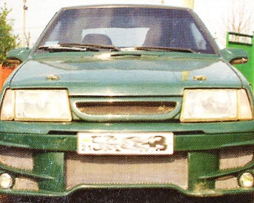 Бампер передний ВАЗ: 2108, 2109, 21099 Sport