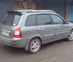 Спойлер ВАЗ-2117 Калина, Универсал