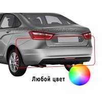Бампер задний для ВАЗ LADA Vesta Оригинал (окрашенный)