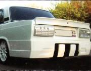 Бампер задний ВАЗ: 2105, 2106, 2107 AVR