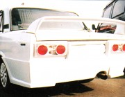 Бампер задний ВАЗ: 2105, 2106, 2107 Т-34