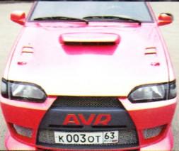 Капот ВАЗ: 2113, 2114, 2115 (AVR)