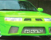 Бампер передний ВАЗ-2110 AVR