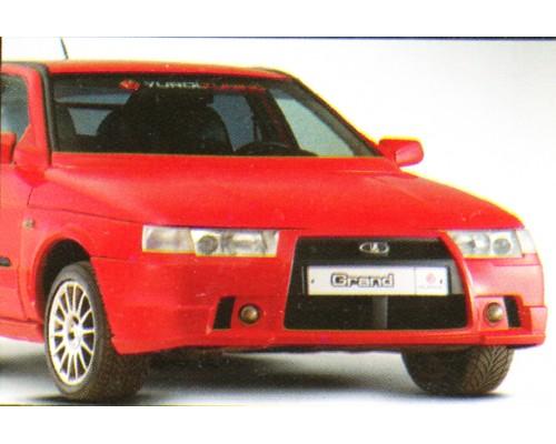 Бампер передний ВАЗ: 2110, 2111, 2112 Grand Evo
