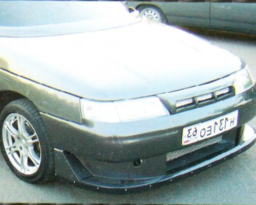 Бампер передний ВАЗ: 2110, 2111, 2112 TM Sport