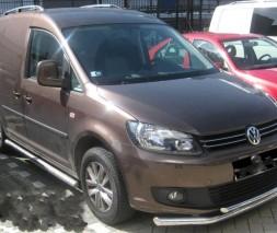 Кенгурятник Volkswagen Caddy [2004+] ST014 (Greyder)