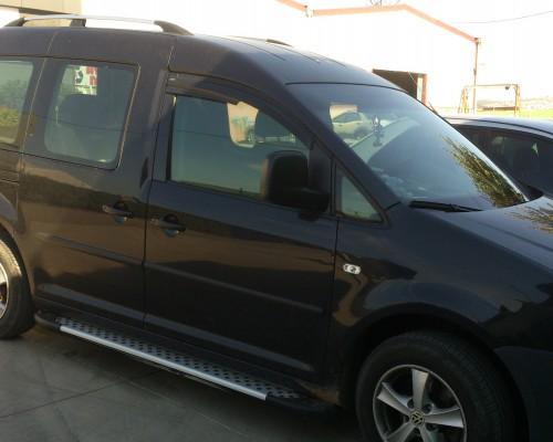 Пороги Volkswagen Caddy (MAXI) AB004