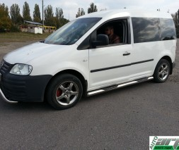 Пороги Volkswagen Caddy (MAXI) BB003 (Asos)