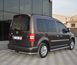 Пороги Volkswagen Caddy (MAXI) BB001