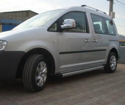 Пороги Volkswagen Caddy (MAXI) EB001
