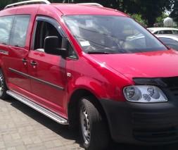 Пороги Volkswagen Caddy (MAXI) KB001 (Hector)
