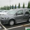 Пороги площадка для Volkswagen Caddy (MAXI) KB004 (Lotus)