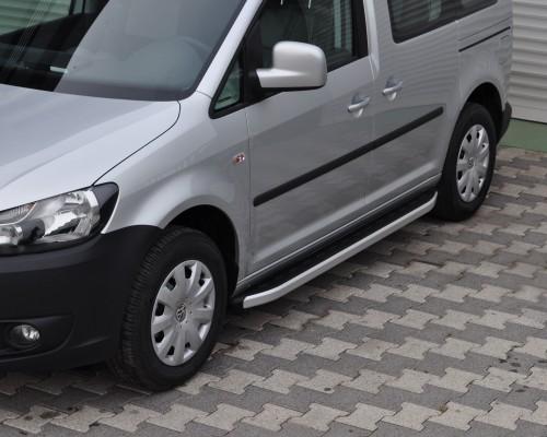 Пороги Volkswagen Caddy (MAXI) NS001
