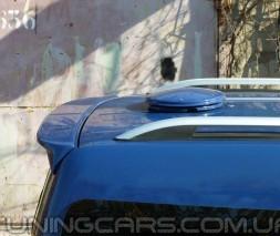 Спойлер Volkswagen Caddy (распашной), Фольксваген Кадди
