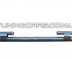 Защита переднего бампера для Volkswagen Crafter (2006+) MBSP.07.F3-19 d60мм x 1.6
