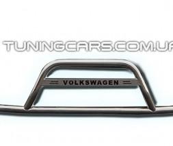 Передняя защита кенгурятник Volkswagen Crafter (2006+) MBSP.07.F1-30