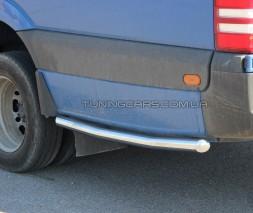 Труба боковая Volkswagen Crafter (2006+) MBSP.07.B2-01S d60мм x 1.6
