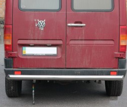 Задняя защита Volkswagen LT35 [1996+] AK002 (Merkur)
