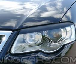 Накладки на фары (реснички) Volkswagen Passat B6 3С