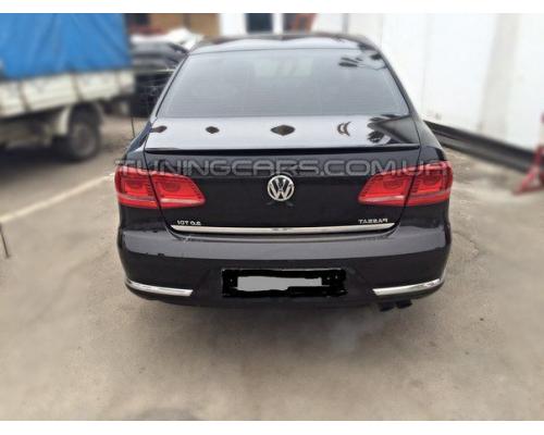 Лип спойлер Volkswagen Passat B7, Пассат Б7