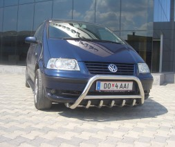 Кенгурятник Volkswagen Sharan WT003 (Inform)