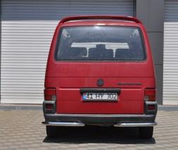 Защита заднего бампера Volkswagen Transporter [1990-2003] AK003