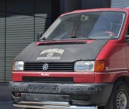 Передняя защита ус Volkswagen Transporter T4 (90-03) WVT4.90.F3-10