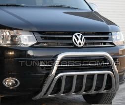 Передняя защита кенгурятник Volkswagen Transporter T4 (90-03) WVT4.90.F1-02