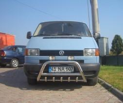 Кенгурятник Volkswagen Transporter [1990-2003] WT003 (Inform)