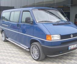 Пороги Volkswagen Transporter KB002 (Hunter)