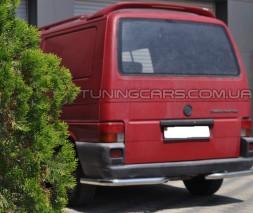 Задняя защита углы Volkswagen Transporter T4 (90-03) WVT4.90.B1-09