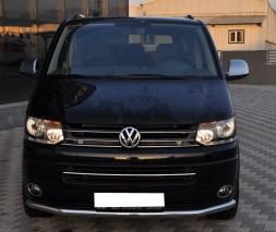 Кенгурятник Volkswagen Transporter [2011+] ST008 (Tetri)