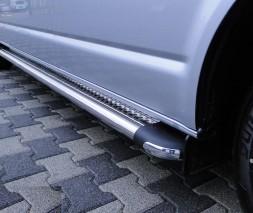 Пороги Volkswagen Transporter [2015+] KB002 (Hunter)