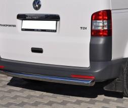 Задняя защита Volkswagen Transporter AK002 (Merkur)