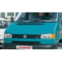 Накладки на фары (реснички) Volkswagen T4 (Прямые), Т4
