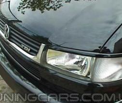 Накладки на фары (реснички) Volkswagen T4 (Косые), Т4