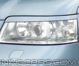 Накладки на фары (реснички) Volkswagen T5