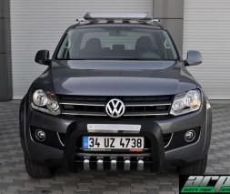 Кенгурятник Volkswagen Amarok [2010+] QT015