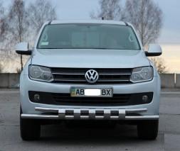 Кенгурятник Volkswagen Amarok [2010+] ST015