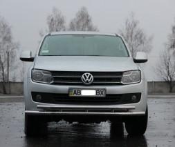 Кенгурятник Volkswagen Amarok [2010+] ST018-2