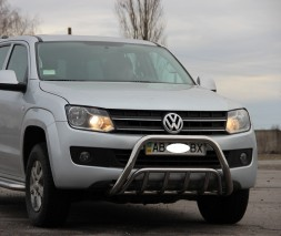 Кенгурятник Volkswagen Amarok [2010+] WT002 (Invite)