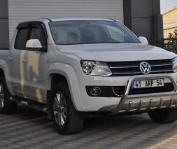 Кенгурятник Volkswagen Amarok [2010+] WT003 (Inform)