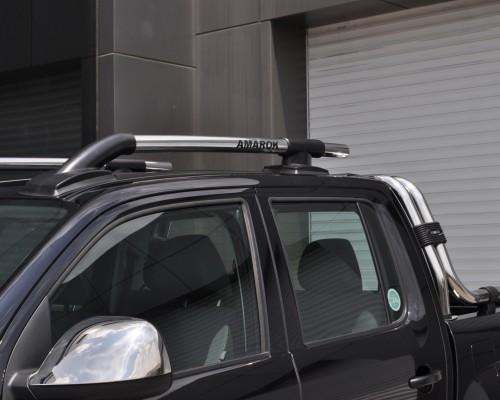 Рейлинги для Volkswagen Amarok (2010+) PB004