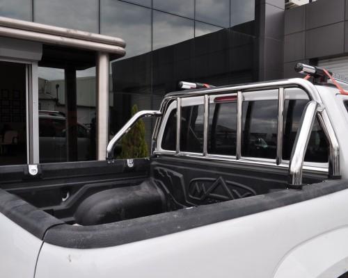 Защитная дуга для кузова Volkswagen Amarok (2010+) RB008