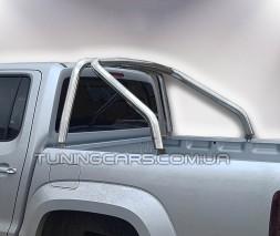 Защитная дуга для кузова Volkswagen Amarok (2010+) VWAM.10.C1-01 d60мм x 1.6
