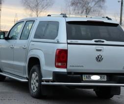 Задняя защита Volkswagen Amarok [2010+] AK005-2