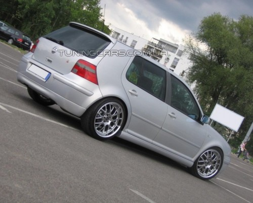 Спойлер Volkswagen Golf 4, Фольксваген Гольф 4