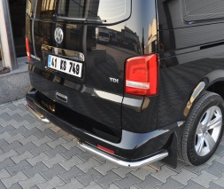Задняя защита Volkswagen Transporter AK003