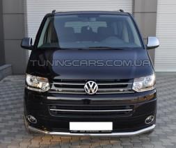 Передняя защита ус  Volkswagen Transporter T5 (03-09) VWT5.03.F3-05